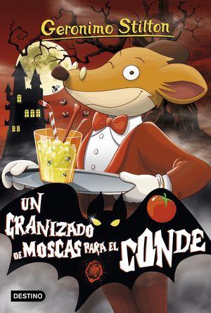 GERONIMO STILTON 38. GRANIZADO DE MOSCAS PARA EL CONDE