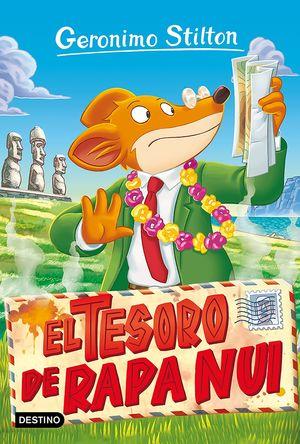 GERONIMO STILTON 73. EL TESORO DE RAPA NUI