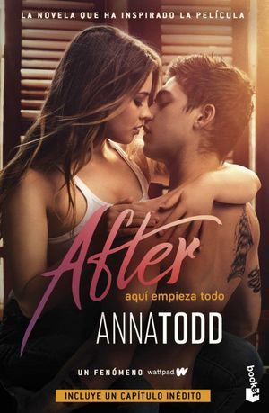 AFTER 1. EDICION PELICULA