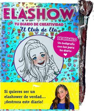 ELASHOW. PACK TU DIARIO DE CREATIVIDAD EL CLUB ELASHOW