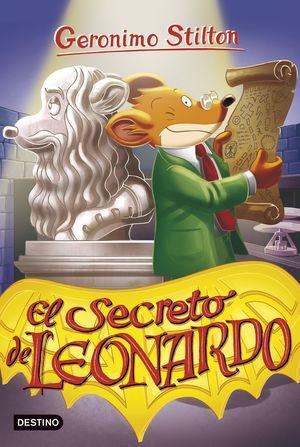 GERONIMO STILTON 75: EL SECRETO DE LEONARDO