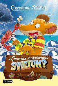 GERONIMO STILTON 19. QUERIAS VACACIONES STILTON - NUEVO