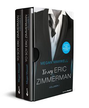 ESTUCHE YO SOY ERIC ZIMMERMAN I Y II