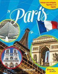 LIBROAVENTURAS. PARIS