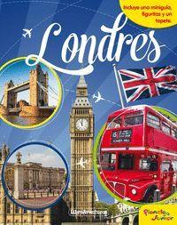 LIBROAVENTURAS. LONDRES