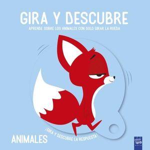 GIRA Y DESCUBRE ANIMALES