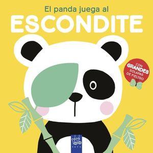 EL PANDA JUEGA AL ESCONDITE