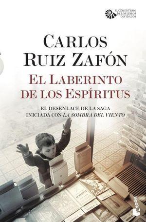 EL CEMENTERIO DE LOS LIBROS OLVIDADOS 4. EL LABERINTO DE LOS ESPIRITUS