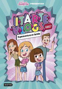 ITARTE FAMILY 1. TODOS SOMOS HEROES