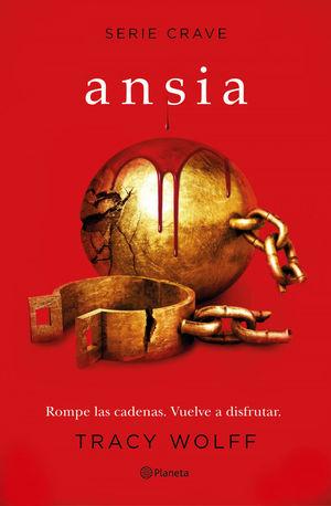 CRAVE 3. ANSIA