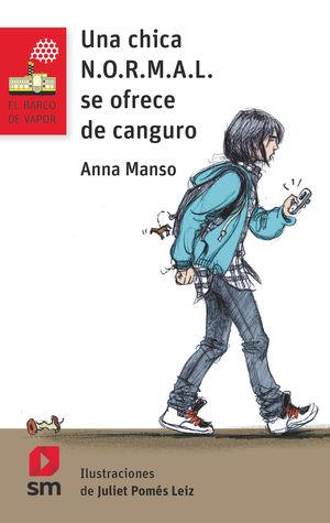 BVR 206. UNA CHICA NORMAL SE OFRECE DE CANGURO