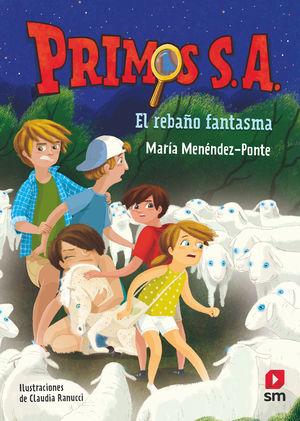 PRIMOS SA 4. EL REBAÑO FANTASMA