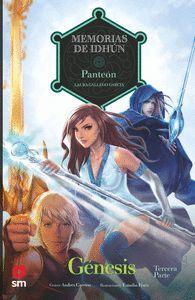 MEMORIAS DE IDHUN 3-3. PANTEON COMIC