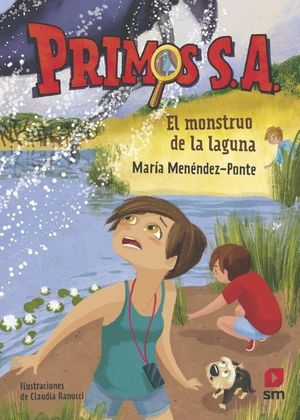 PRIMOS SA 5. EL MONSTRUO DE LA LAGUNA