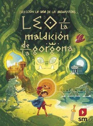 BROWNSTONE 4. LEO Y MALDICION GORGONA