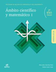 3ESO. AMBITO CIENTIFICO Y MATEMATICO NIVEL II 2020 (ANDALUCIA) EDICION 2020 EDITEX