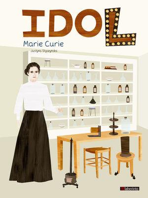 IDOL 2. MARIE CURIE