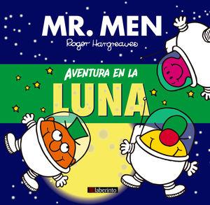 MR MEN AVENTURA EN LA LUNA