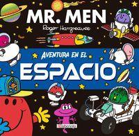 MR. MEN AVENTURA EN EL ESPACIO