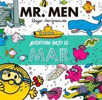 MR. MEN AVENTURA BAJO EL MAR