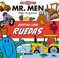 MR. MEN AVENTURA SOBRE RUEDAS