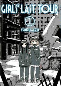 GIRLS' LAST TOUR Nº 01/06