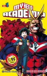 MM MY HERO ACADEMIA Nº 01