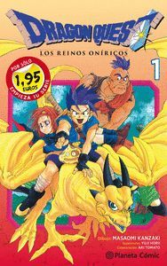 MM DRAGON QUEST VI Nº 01
