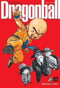 DRAGON BALL ULTIMATE Nº 03/34