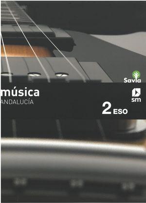 2ESO. MUSICA SAVIA NUEVA GENERACION ANDALUCIA 21 SM