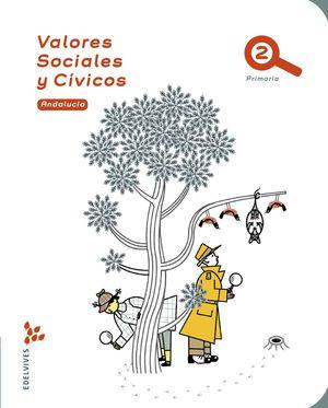 2EP. VALORES SOCIALES CIVICOS ANDALUCIA EDELVIVES