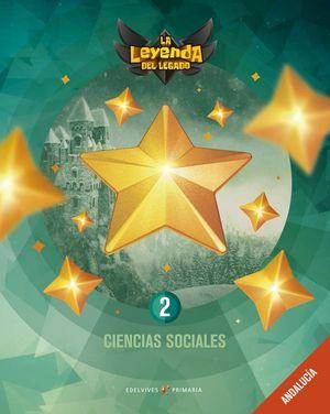2EP. CIENCIAS SOCIALES LEYENDA DEL LEGADO EDELVIVES