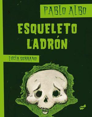 ESQUELETO LADRON