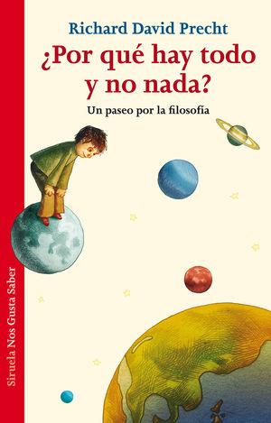 POR QUE HAY TODO Y NO NADA
