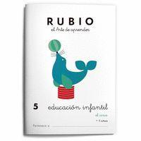 RUBIO EL CIRCO EDUCACION INFANTIL 5