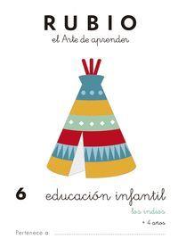 RUBIO EDUCACION INFANTIL 6. LOS INDIOS