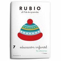 RUBIO EDUCACION INFANTIL 7