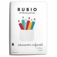 RUBIO EDUCACION INFANTIL 8. EL COLEGIO