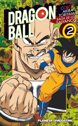 DRAGON BALL SAIYAN Nº02/03