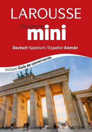 DICCIONARIO MINI ESPAÑOL-ALEMAN / DEUTSH-SPANISCH