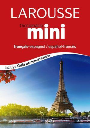 DICCIONARIO MINI ESPAÑOL-FRANCES / FRANÇAIS-ESPAGNOL