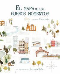 MAPA DE LOS BUENOS MOMENTOS,EL