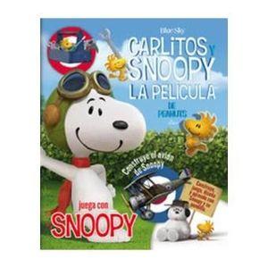 JUEGA CON SNOOPY CONSTRUYENDO EL AVION - CARLITOS Y SNOOPY