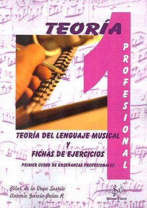 TEORIA DEL LENGUAJE MUSICAL 1 PROFESIONAL Y FICHAS DE EJERCICIOS SI BEMOL
