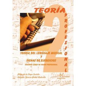 TEORIA DEL LENGUAJE MUSICAL 2 PROFESIONAL Y FICHAS DE EJERCICIOS SI BEMOL