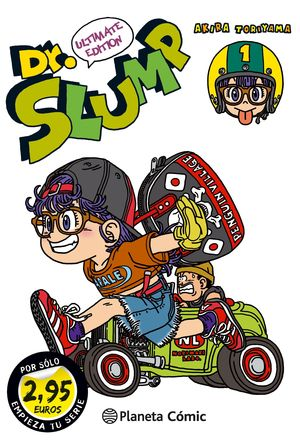 MM DR.SLUMP Nº01