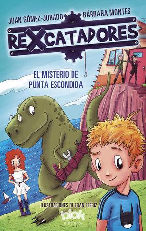 REXCATADORES 1. EL MISTERIO DE PUNTA ESCONDIDA