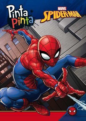 PINTA PINTA. SPIDER-MAN