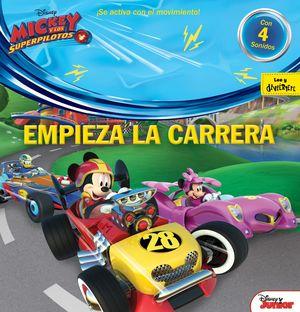 MICKEY Y LOS SUPERPILOTOS EMPIEZA LA CARRERA