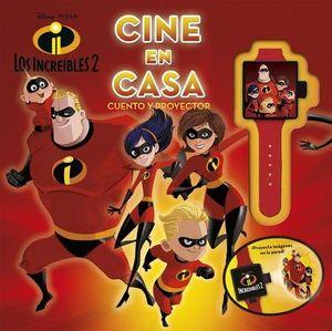 LOS INCREIBLES 2. CINE EN CASA